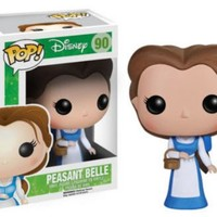 Funko POP Disney: Peasant Belle Action Figure