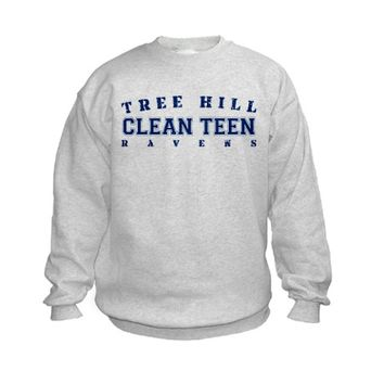 Clean Teen - Tree Hill Ravens Sweatshirt