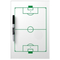 Soccer field clipboard Dry-Erase boards