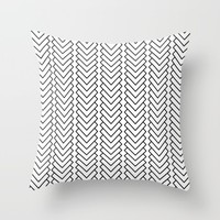kamara Throw Pillow by Trebam | Society6