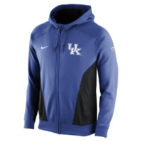 Nike College Basketball Performance Fleece FZ (Kentucky) Men's Training Hoodie