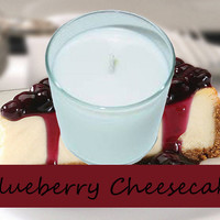 Blueberry Cheesecake Scented Candle in Tumbler 13 oz