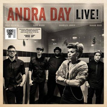 ANDRA DAY LIVE : DAY:ANDRA LP LP