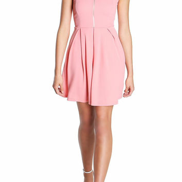 Cora Fit-and-Flare Dress-FINAL SALE
