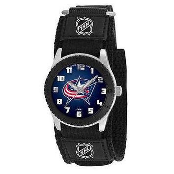 NHL Columbus Blue Jackets Unisex Kids Rookie Black Watch