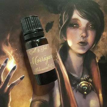 Morrigan (DA:O) - Fragrance