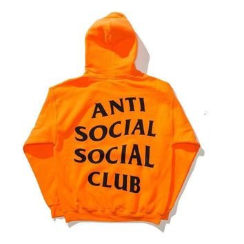 spbest UNDEFEATED x Anti Social Social Club Hoodie