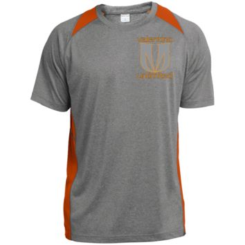 New valentino unlimited logo wear - YST361 Sport-Tek Youth Colorblock Performance T-Shirt
