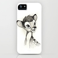 Bambi iPhone & iPod Case by MaithaDemithan