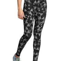 Old Navy Womens Active Compression Leggings
