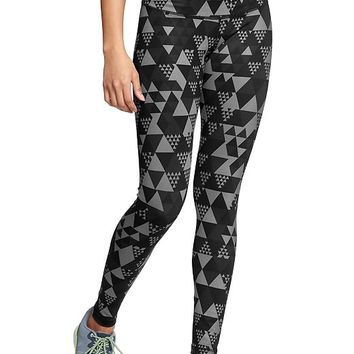 Women's Old Navy Active Compression Leggings