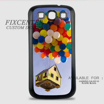 Up Baloon - Samsung Galaxy S3 Case