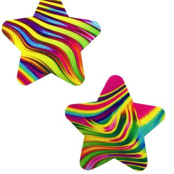 Star Pasties in Acid