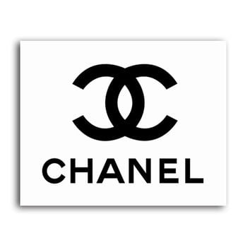 Insane image regarding chanel printable