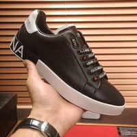Dolce& Gabbana Men Fashion Casual Sports Shoes