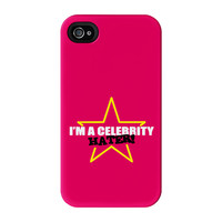 Celebrity Hater Full Wrap Premium Tough Case for iPhone 4 / 4s by Chargrilled