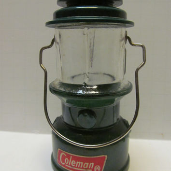 Coleman Lantern Vintage Avon Bottle Mens Cologne Avon Collectibles Gift for Him