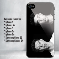 Cameron Dallas and Nash Grier for iPhone 4/4S/5/5S/5C and Samsung Galaxy S3/S4