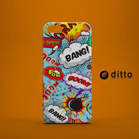BANG BANG Design Custom Case by ditto! for iPhone 6 6 Plus iPhone 5 5s 5c iPhone 4 4s Samsung Galaxy s3 s4 & s5 and Note 2 3 4