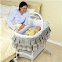 Simplicity 4-in-1 Bassinet - Sweet Dreams