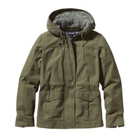 Patagonia Women's Prairie Dawn Canvas Jacket