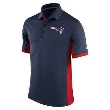 Nike Team Issue (NFL Patriots) Men's Polo Shirt