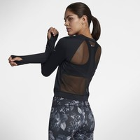 Nike Miler Women's Long-Sleeve Running Top. Nike.com