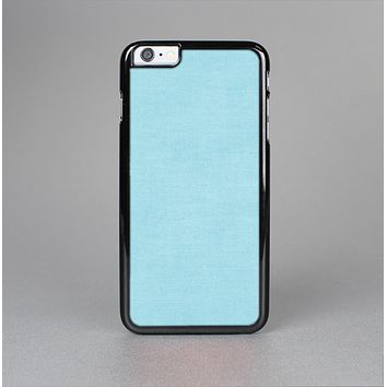 The Vintage Blue Surface Skin-Sert for the Apple iPhone 6 Skin-Sert Case