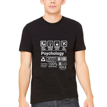 psychology 100 certified funny T-Shirt