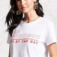 San Francisco Graphic Cropped Tee