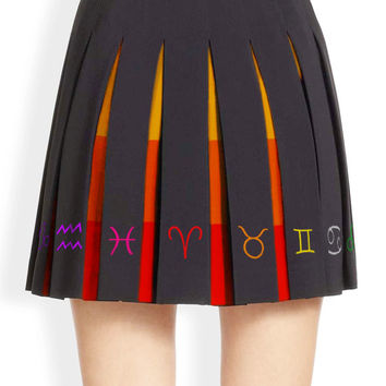 Homestuck MS Paint Adventures Inspired Troll Astrology Skirt
