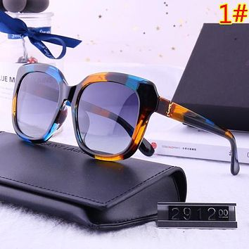 YSL New fashion polarized glasses eyeglasses women