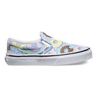 Kids Late Night Slip-On | Shop Girls Shoes at Vans