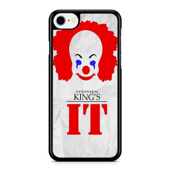 Stephen Kings It Art iPhone 8 Case