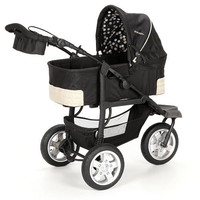 The First Years All-Terrain Stroller - Black/Khaki