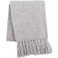 Chenille Throw - Dove$39.95
