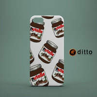 NUTELLA DREAM Design Custom Case by ditto! for iPhone 6 6 Plus iPhone 5 5s 5c iPhone 4 4s Samsung Galaxy s3 s4 & s5 and Note 2 3 4