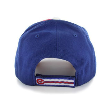 Chicago Cubs Royal Blue Aftermath Adjustable Hat by '47 Brand