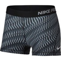 Nike Women's 3'' Pro Rainbow Wave Printed Shorts | DICK'S Sporting Goods