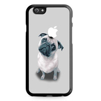 Dog Puppy Pug animal Iphone 5s Cases