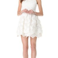 alice + olivia Poof Skirt Tank Dress | SHOPBOP Save 20% with Code WEAREFAMILY13