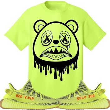 eb5cbc9fb9f3d9 BAWS DRIP Sneaker Tees Shirt to Match - Yeezy 350 Boost Frozen Y
