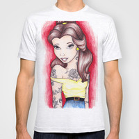 Belle T-shirt by Krista Rae