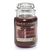Chocolate Layer Cake | New Fall Fragrance - Yankee Candle Company