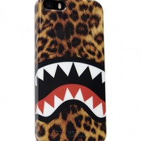 Leopard Shark iPhone Case | Sprayground Backpacks, Bags, and Accessories
