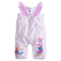 Disney Alice in Wonderland Woven Romper for Baby | Disney Store