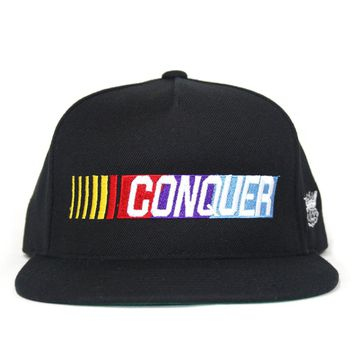 Creative King - Conquer Snapback - Black