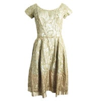 Hattie Carnegie lace dress