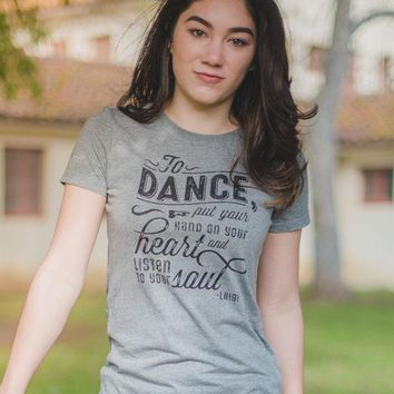 Heart and Soul Tee