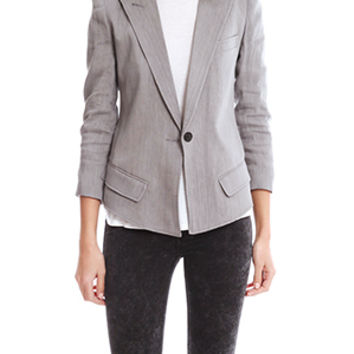Smythe Sharp Shoulder Blazer